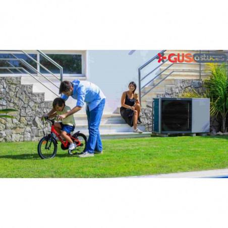 Altherma Monobloc Réversible 11, 14 et 16 kW triphasé