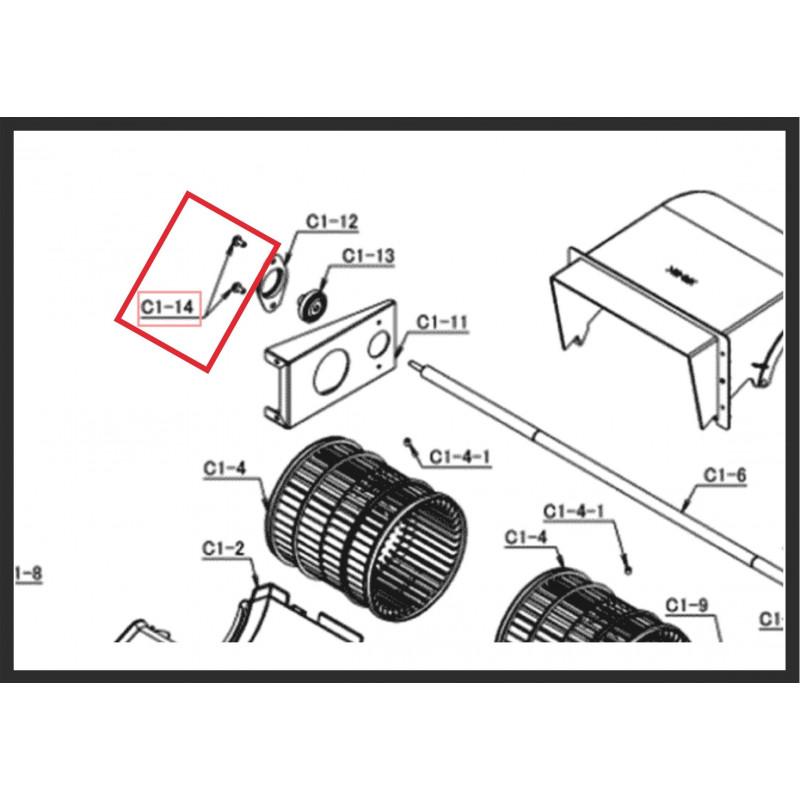 Carte Daikin Online Controller BRP069B45