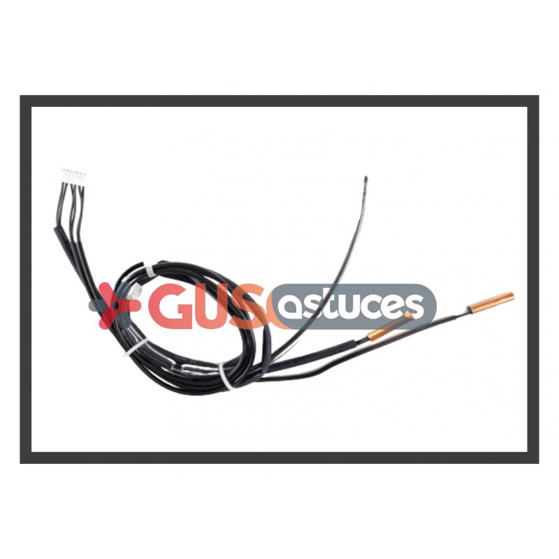 Télécommande infra-rouge pour ASYA24L Atlantic 891583